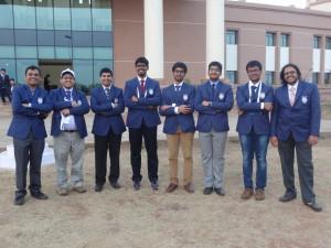 IOAA Official team